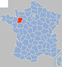 Mayenne-Position