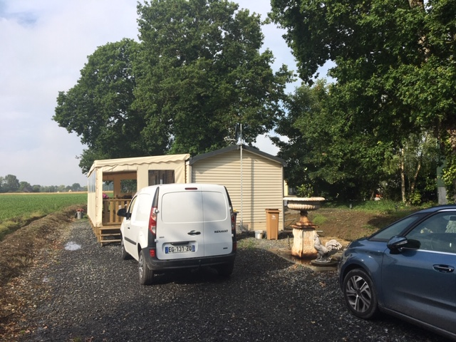 Mobil home Lamballe